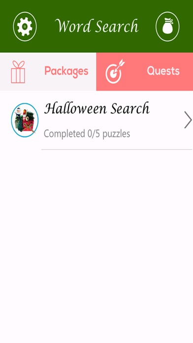download Halloween word search Free apps 2