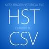 HST to CSV file converter csv to ani converter