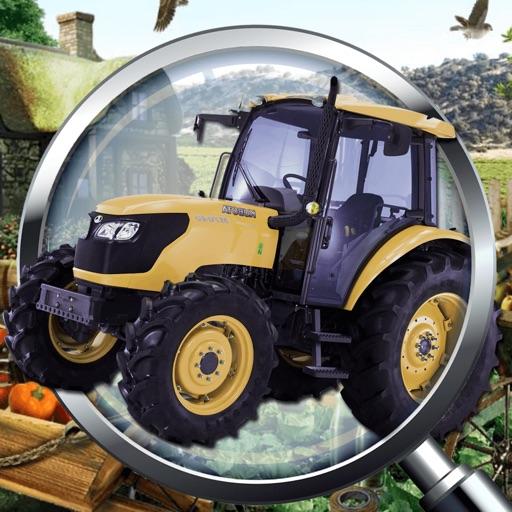 Unlce Messy Farm House Hidden Objetcs iOS App