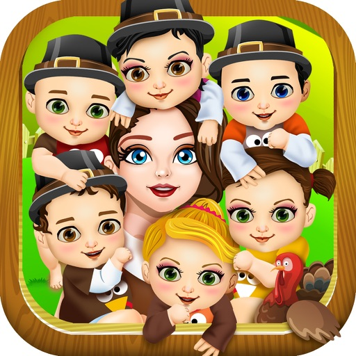 Makeover Games For Girls By: Mommy's Newborn Babies Salon- My Holiday New Baby Make-Up