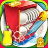 Kids Dish Washing & Cleaning - Play Free Kitchen Cleaning Game types of cleaning agents