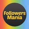Followers Mania para Instagram - estatísticas de seguidores, curtidas e comentários do IG