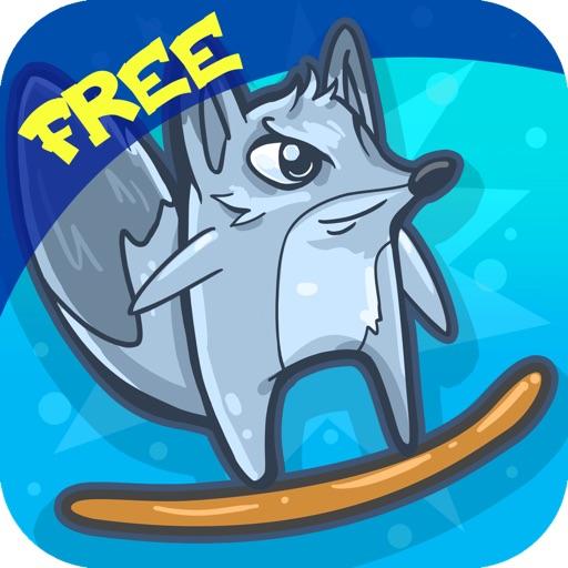 Tiny Arctic Fox - Free Endless Flying Game iOS App