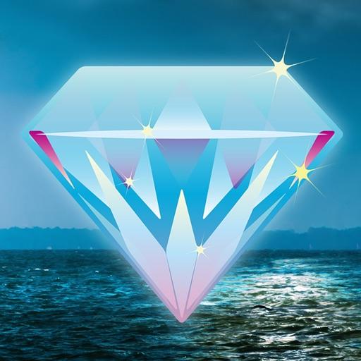 Match the diamonds iOS App