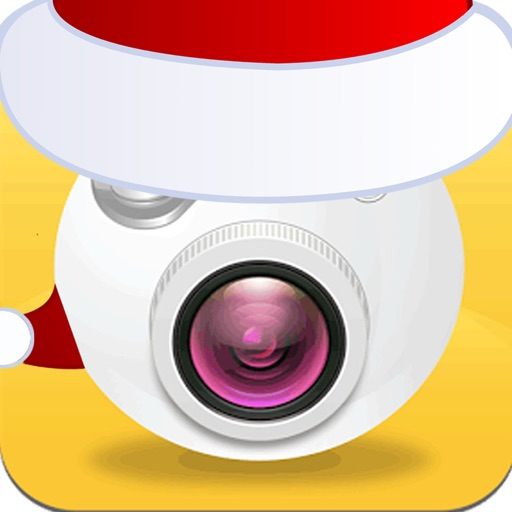 Christmas Photo Editor - Decorate yourself with emoji sticker's filter effect & share image with friends iOS App