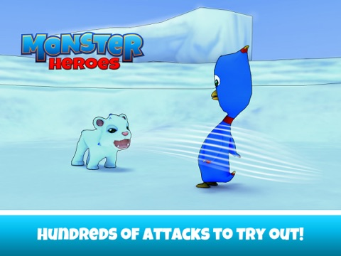 Monster Heroes-ipad-3
