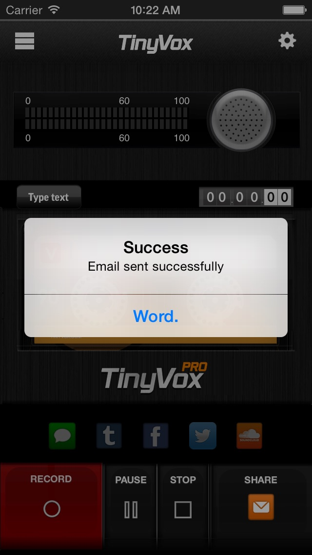 download TinyVox Pro • voice memos for the win! apps 3