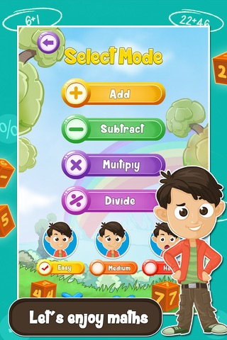 Maths Mania 2 screenshot 2