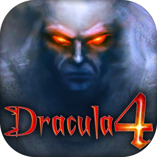 Dracula 4: The Shadow Of The Dragon HD iOS App