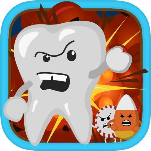 Sweet Revenge - Tilt, Tap, Swing and Shoot Candy iOS App