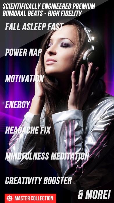 Binaural Beats Master Collection screenshot 1