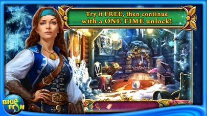 Dark Strokes:  The Legend of the Snow Kingdom – A Hidden Object Mystery-0