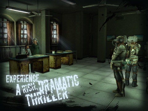 Lost Within Screenshot