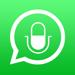 Dictée voix pour WhatsApp - dicter vos messages pour le messager populaire