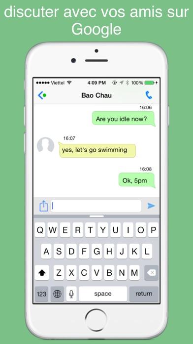 download gt chat Google Hangouts chat, appellent, gtalk apps 3