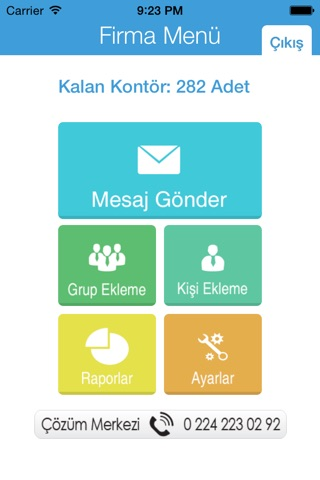 Artı Mesaj ® screenshot 2