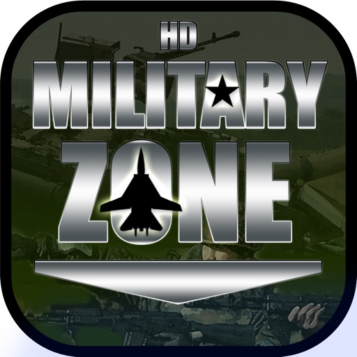 Military Zone HD iOS App