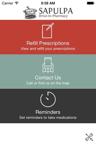 Sapulpa Drive-In Pharmacy screenshot 1