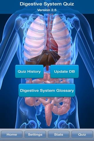 biology digestive system