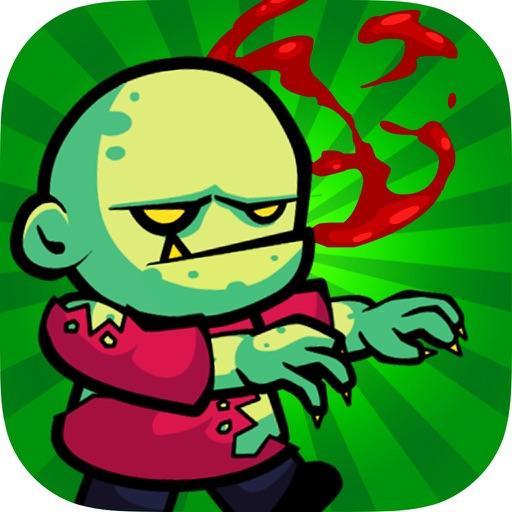 Tiny Zombies The Barricade Free iOS App