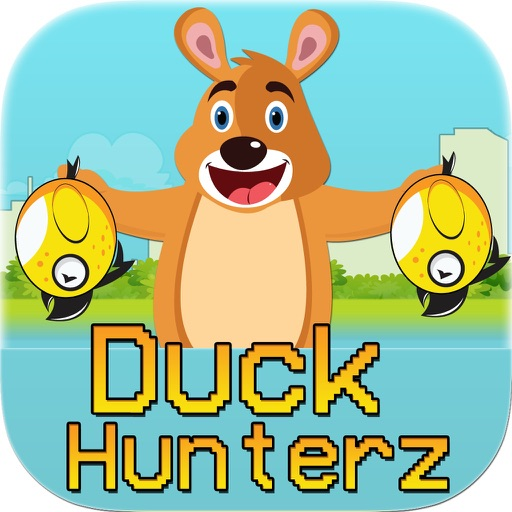 Duck Hunterz - Amazing Free Game iOS App