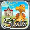 Aces Classic Fantasy Slots - King's Castle Gambling Jackpot Slot Machine Games Free