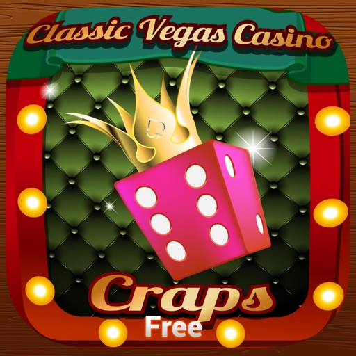 AAA Classic Vegas Casino Craps iOS App