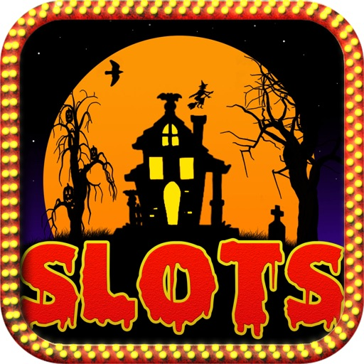 Haunted Halloween Slots Free - Vegas 777 Bonanza Casino of The Rich iOS App