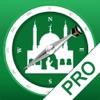 Islamic Prayer Times, Qibla Compass & Hijri Calendar PRO