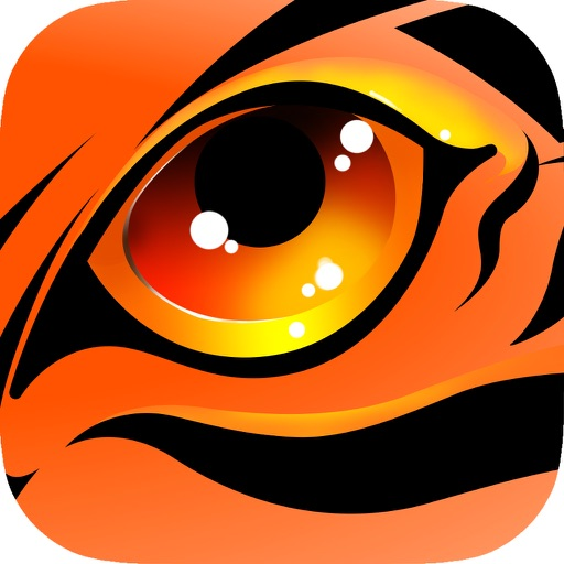 Animal Eyes Maker : Blend & Morph Into Funny Face With Tiger Eyes & Cats Eye iOS App