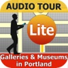Galleries and Museums in Portland (Lite Version)