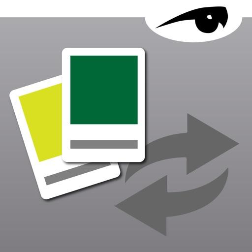 QR Stickers iOS App