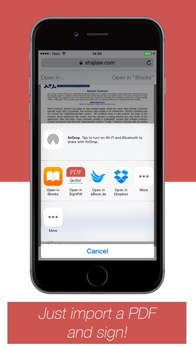 download Sign Pdf - Free Utility apps 3