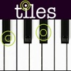 Magic Tiles - Tap piano looking style keys but don't touch the black tiles - Free Game