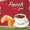 フランス 食品。迅速かつ簡単クッキング。ベストな料理、伝統的なレシピ&クラシックな料理。料理の本