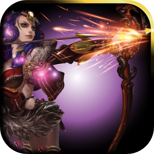 Throne Archer : My Heroes Quest iOS App