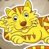 Attivo! Apprendimento Gioco Per i Bambini Con Gli Animali Della Fattoria Per Giocare e Imparare