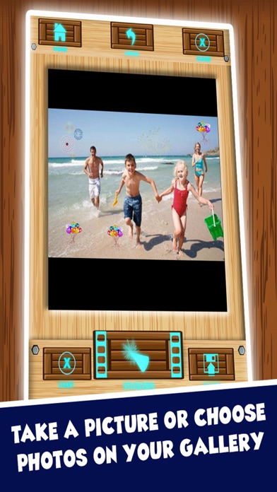 download Holiday Photo FX - Christmas, New Years, Easter, 4th of July, Halloween apps 0