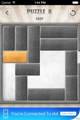 Blocks FREE - addictive puzzle game screenshot 1