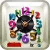 AntiqueClock for iPhone(置き時計)