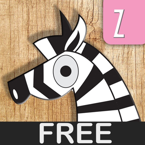 ABCD Animal Puzzle and Poems Free: Alphabet jigsaw book for girls & boys iOS App
