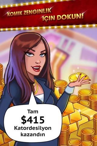 Tap It Big : Casino Empire screenshot 2