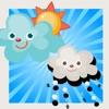 Animated Baby & Kids Gioco Per Conoscere il Tempo in un App Primi Passi di Bambino Ren