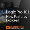 Course For Logic Pro X - 10.1 New Features Explored features