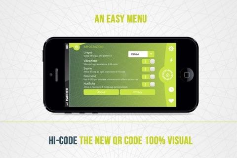 Hi-Code screenshot 2