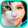 Blend Face Effect For Instagram - Morph With Wild Animal