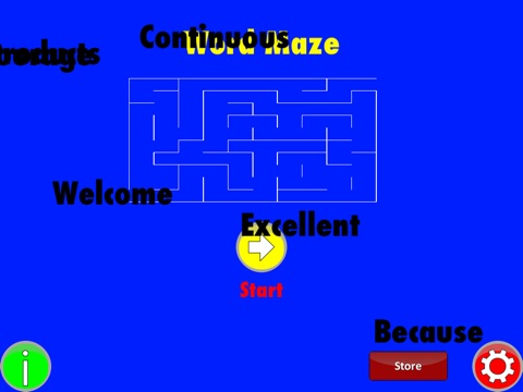 Word Maze screenshot 2