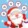 ABC 聖誕快樂兒童遊戲: 了解 寫單詞和字母與森林的動物