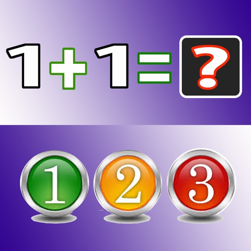 Kids_Math iOS App