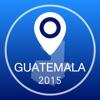 危地馬拉離線地圖+城市指南導航,景點和運輸